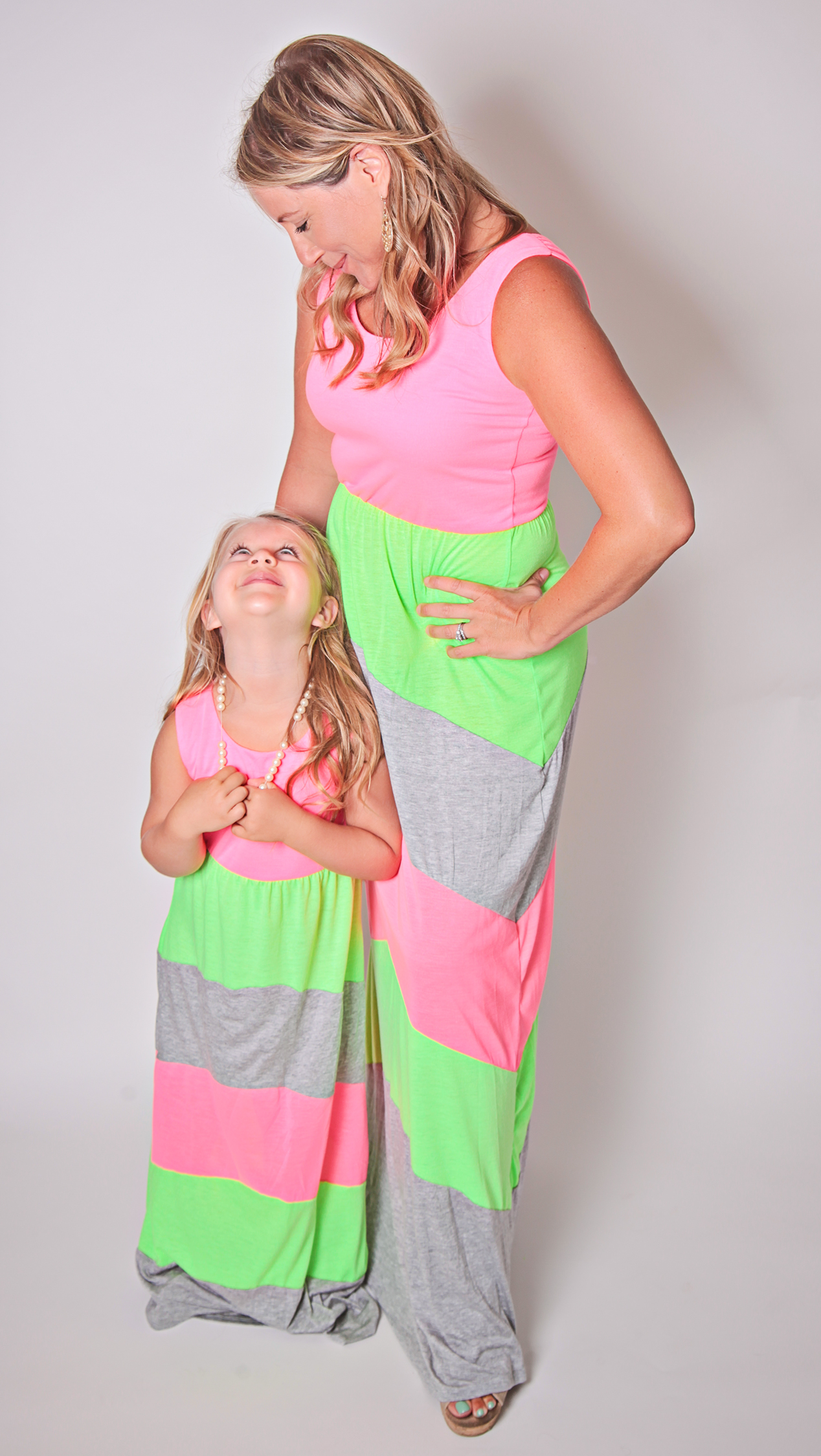 just like mommy – adorable mommy and me clothing  desert